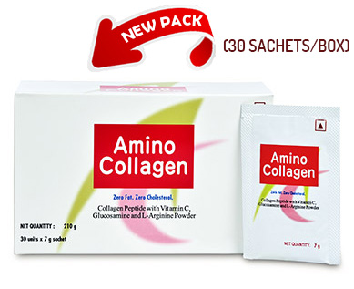 Amino Collagen Skin Glow Supplement