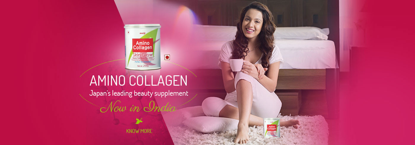 Amino Collagen India leading Beauty Supplement